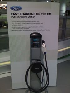 Ford-fast-charging-station